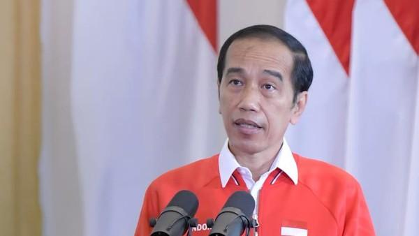 Jokowi Disuntik Vaksin COVID-19 Hari Ini Bareng Nakes hingga Pengusaha