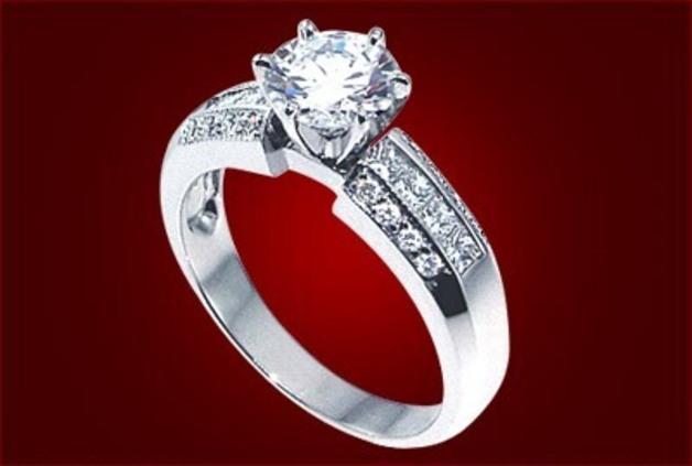 Regalo anillo de compromiso