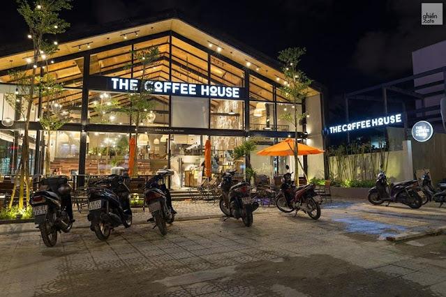 Chi Nhánh THE COFFE HOUSE Hồ Chí Minh
