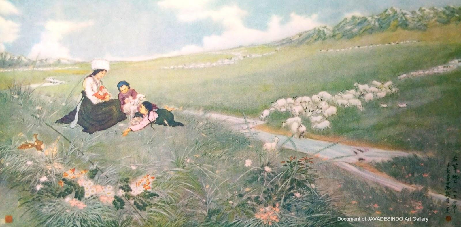 Dunia Lukisan JAVADESINDO Art Gallery