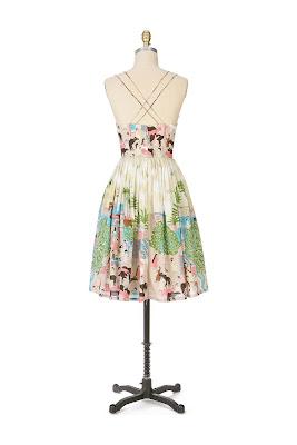 Anthropologie Bazaar Dress by Plenty by Tracy Reese