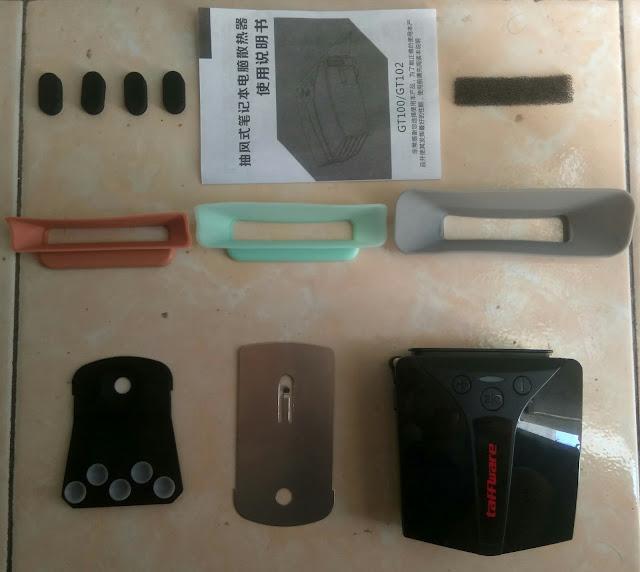 Review Vacum Cooler Taffware LC05, Tetap PANAS ?