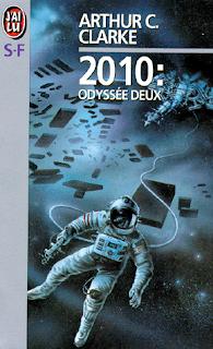 2010 Odyssée Deux - Arthur C. Clarke