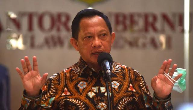 Enggak Nyangka, Istana Ngaku Aksi Tito Semprot Gubernur atas Perintah Jokowi