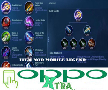 Item NOD Mobile Legend