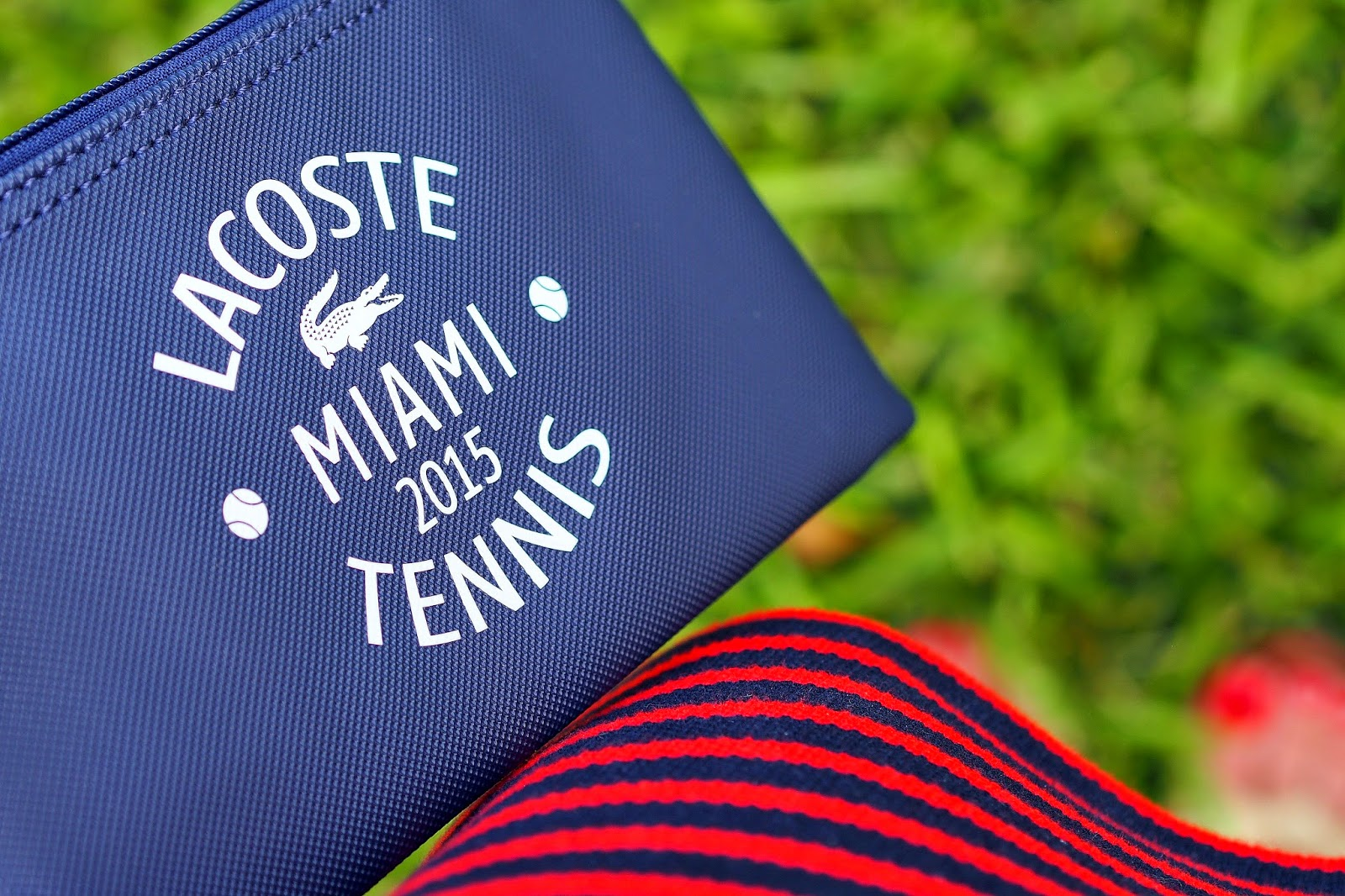 Love Amp Lacoste What To Wear To The Miami Open Tennis