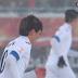 Choáng với sân tuyết trong trận chung kết của U23 Việt Nam vs U23 Uzbekistan