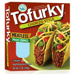 Adventures in Fake Meat: Tofurky Chorizo Style Grounds