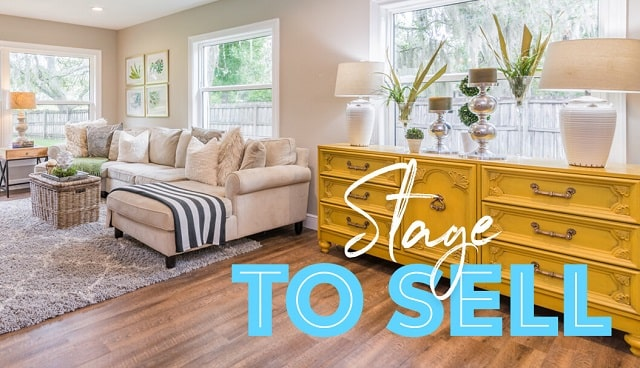 staging your house sell property fast stage home