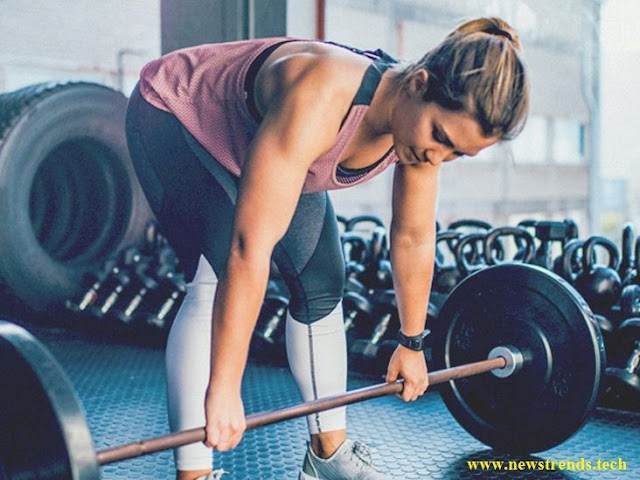 lifting weight exercise - newstrends