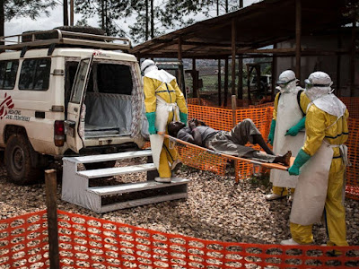 Another Ebola Outbreak Hits In DR Congo