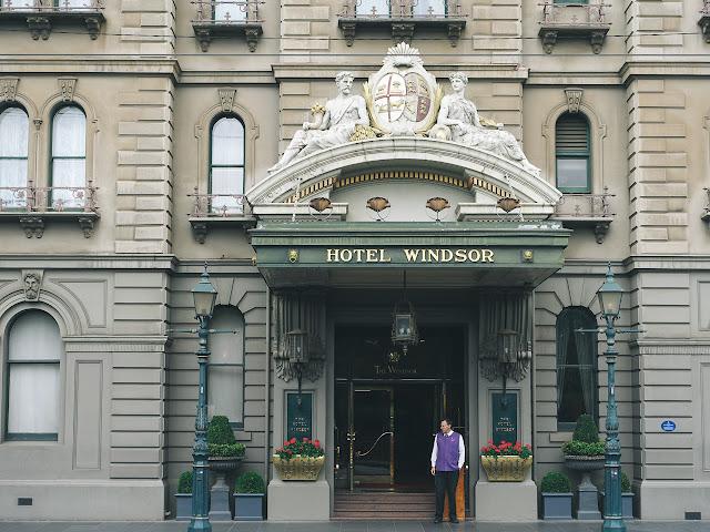 ホテル・ウィンザー(The Hotel Windsor)