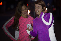 IllumiNITE Long Sleeve  Reflective Women's Piper Tee