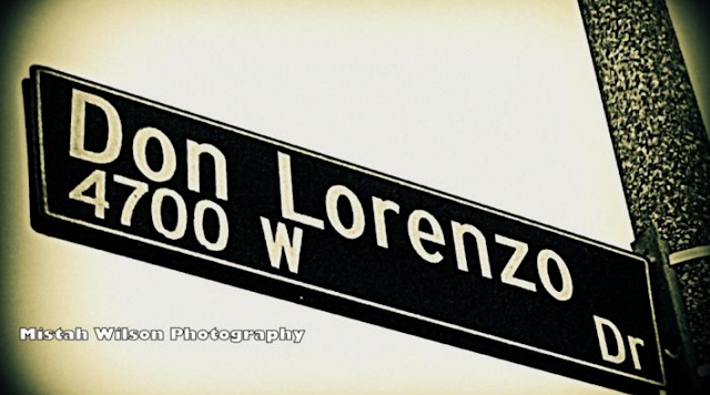 Don Lorenzo Drive, Los Angeles, California by Mistah Wilson