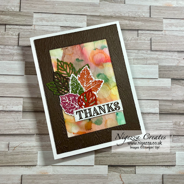 Come Crafting With Jill & Gez October Facebook Live Reply: Alcohol, Vellum & Blends Technique