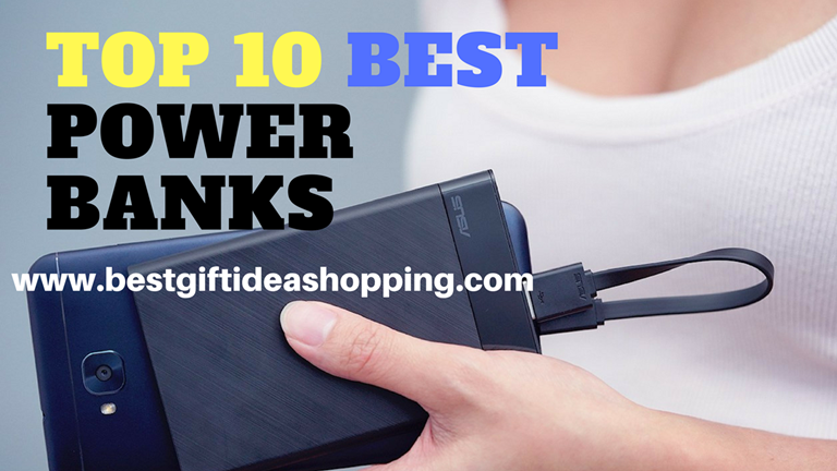 Best Power Bank 2020 10 BEST POWER BANKS OF 2018/2019   Best Gift Ideas Shopping!
