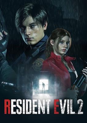 Capa do Resident Evil 2