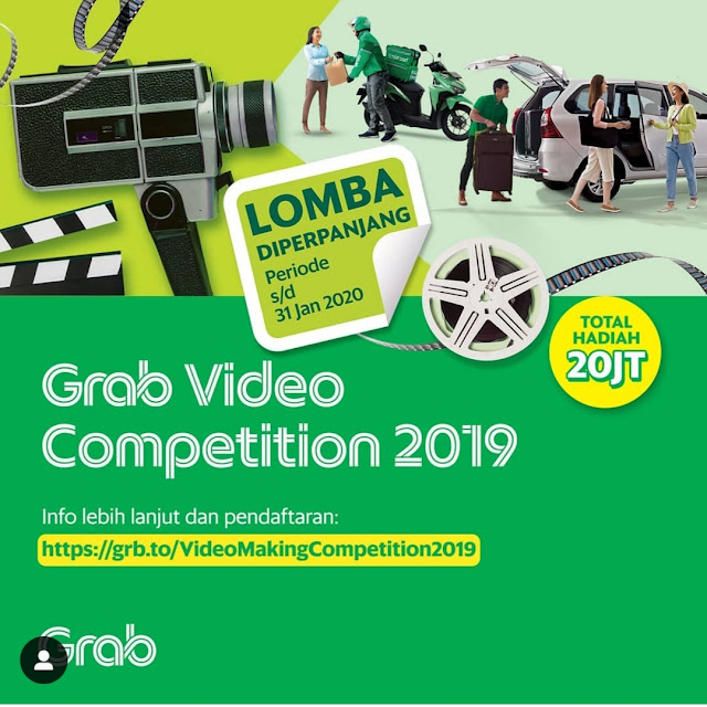 Grab Vidio Competition 2019