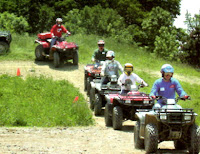 ATV Trail Rides in the Smokies