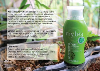 Bahagiakan Rambut Dengan Mylea Hairceutical System Series