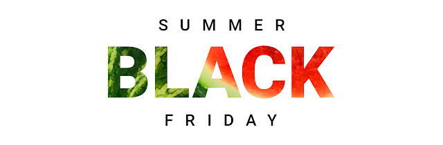 Summer Black friday en Notino