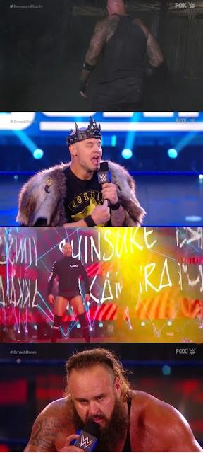 WWE Friday Night SmackDown 26th June 2020 480p 720p || 7starhd