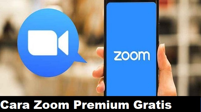 Cara Zoom Premium Gratis