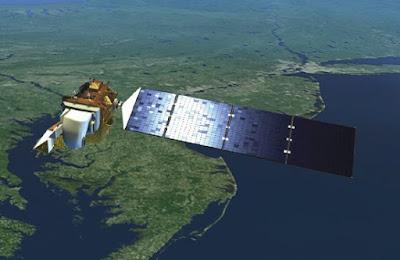 Contoh Satelit Buatan Manusia