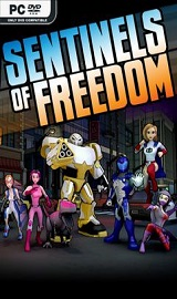 Sentinels of Freedom Chapter.2-PLAZA