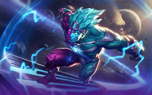Gord Professor of the Mystic Heroes Mage of Skins Mobile Legends Wallpaper HD for PC