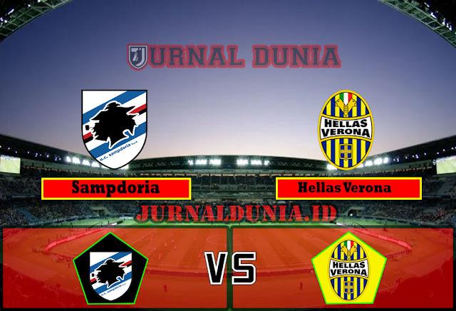 Prediksi Sampdoria vs Hellas Verona  , Sabtu 17 April 2021 Pukul 20.00 WIB