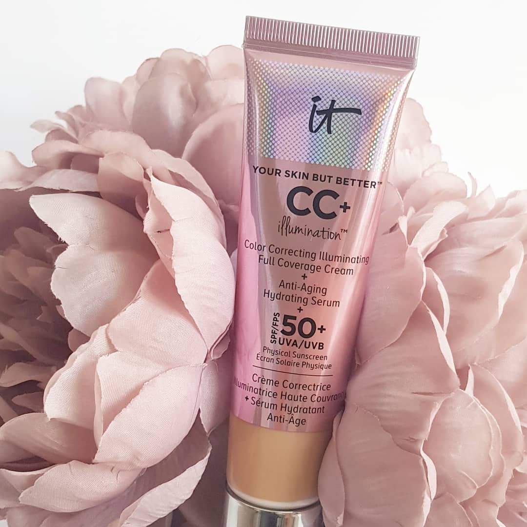 First Impressions: ItCosmetics CC Cream Illumination