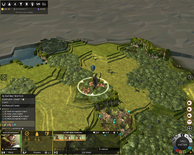 Endless Legend Game Screenshot