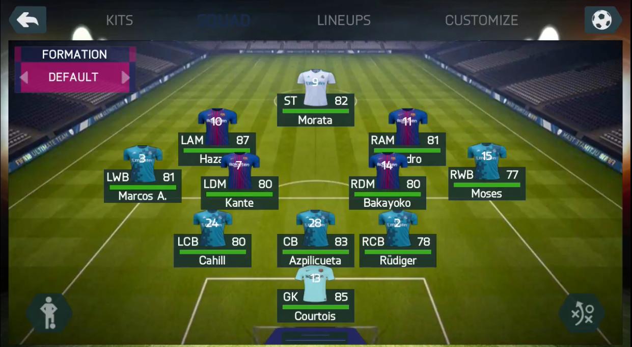 FIFA 14 Mod FIFA 18 Unlocked