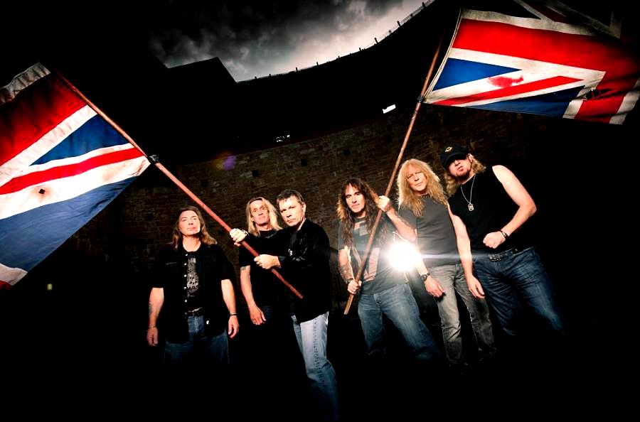 Rock and Roll Hall of Fame: Blaze Bayley fora da lista de possíveis homenageados do Iron Maiden
