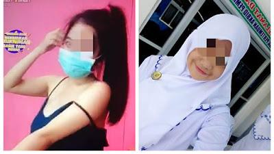 AWM, Bidan Puskesmas yang Heboh Pose Panas di Kamar Secara Live, Untung Jutaan Rupiah