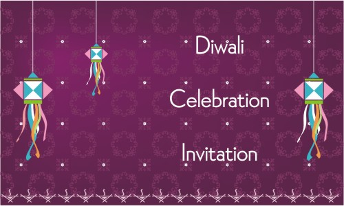 Diwali Invitation Cards, Greetings, Messages in Hindi, Marathi, Tamil, Telugu
