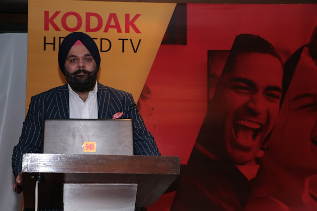 Kodak HD LED TV makes its offline debut with over 400 retail selling points Kodak HD LED TV makes its offline debut with over 400 retail selling points and aims to capture 10% market share in Gujarat by 2020and aims to capture 10% market share in Gujarat by 2020
