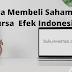Cara membeli Saham-Saham Indonesia seperti BRI, BCA, Telkom, dll