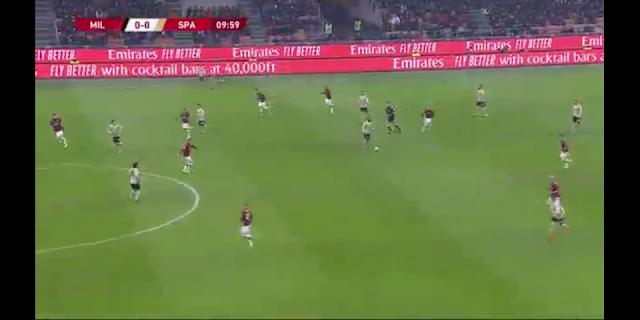 ⚽⚽⚽ Coppa Italia Live Milan Vs SPAL ⚽⚽⚽