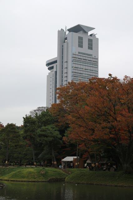bunkyō civic center tokyo