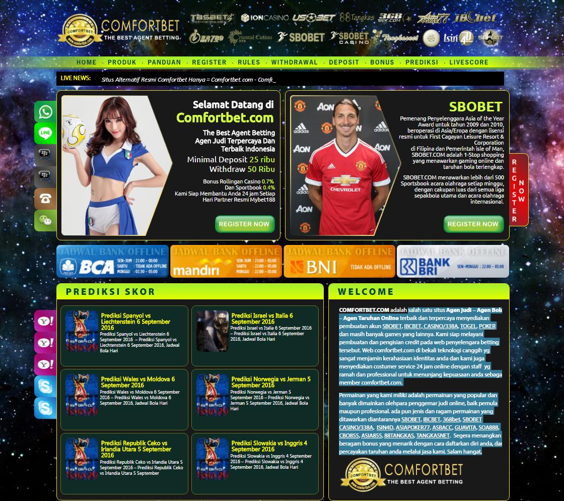 COMFORTBET.COM