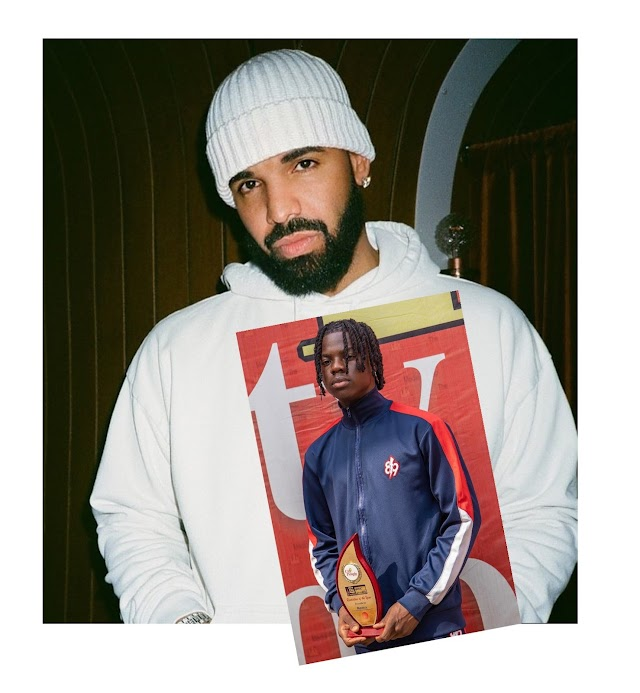 RHEMA SET TO RELEASE A SONG WITH DRAKE