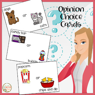 Kindergartners can write opinion paragraphs, if you give them the right support. Letting them associate their choices with persuading an audience helps start the process.