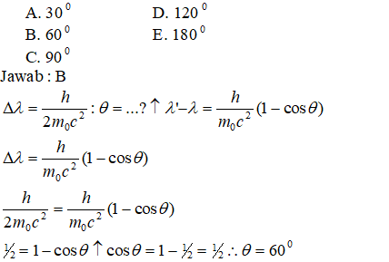 Chapter 10 Teori Kuantum ~ DESTINASI FISIKA