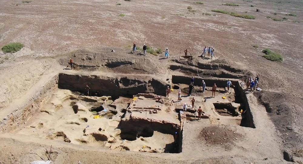 SCI-TECH : Le mystère de la ville massacrée de La Hoya dévoilé par des archéologues