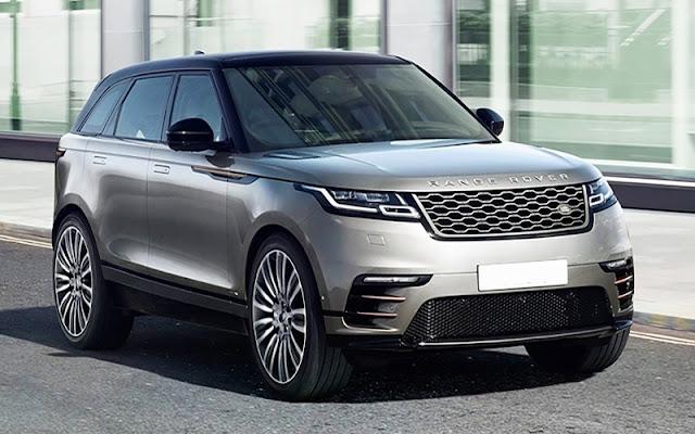 Đầu xe là một điểm nhận diện thương hiệu độc đáo của Range Rover Velar