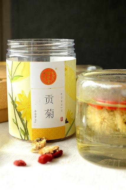 Chrysanthemum & Goji Berries,