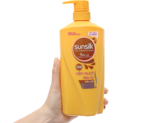 dau goi dau Sunsilk