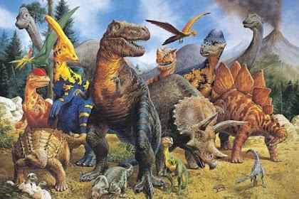 [LENGKAP] Zaman Mesozoikum : Ciri-ciri, Pembagian, Kepunahan, dan Peninggalan